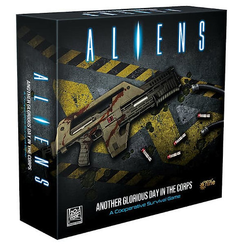 Aliens: Another glorious day in the corps VA