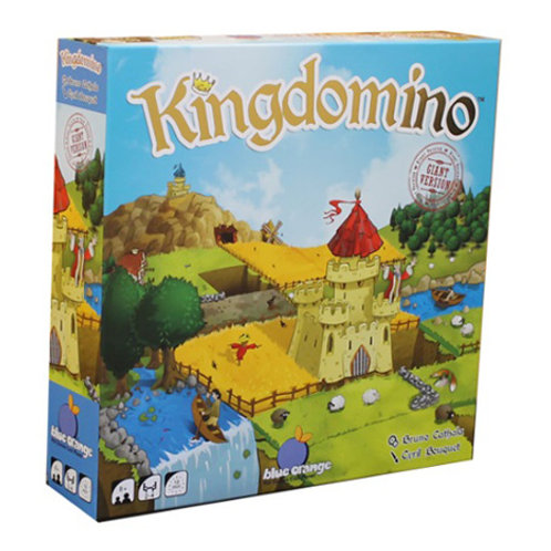 Kingdomino Version Géante
