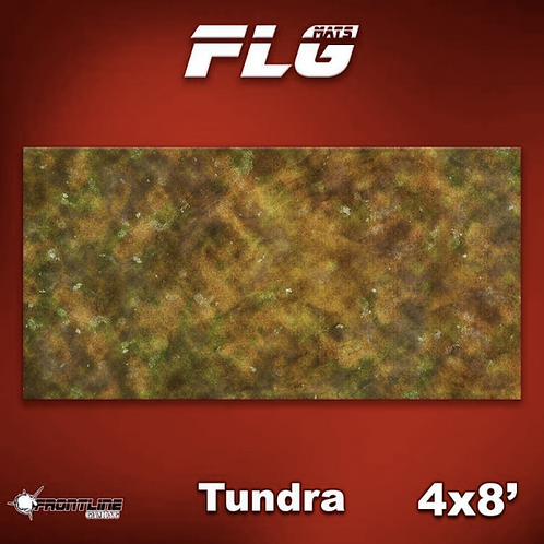 Playmat : FLG Thundra 4x8