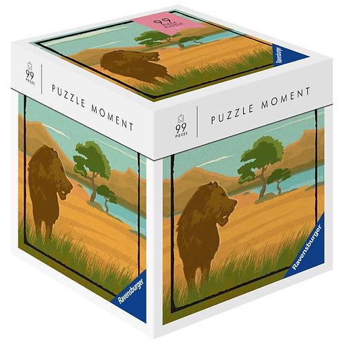 99pcs -  Petit Puzzle moment - Safari