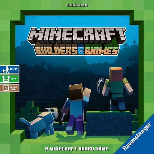 Minecraft : Builders and Biomes ML