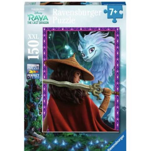 150 Pcs - Les aventures de Raya