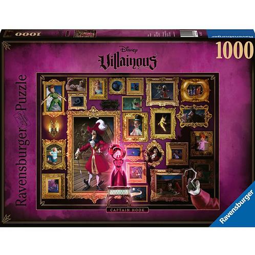 1000 Pcs Villainous - Captain Hook