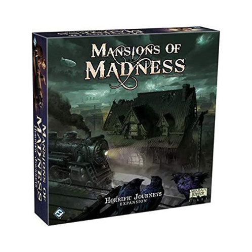 Mansion of Madness (Second Edition) - Horrific Journeys Expansion VA