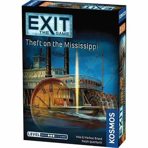 EXIT -  Theft on the Mississippi  VA