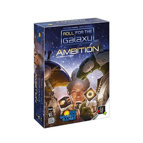 Roll for the Galaxy - Extension Ambition VF
