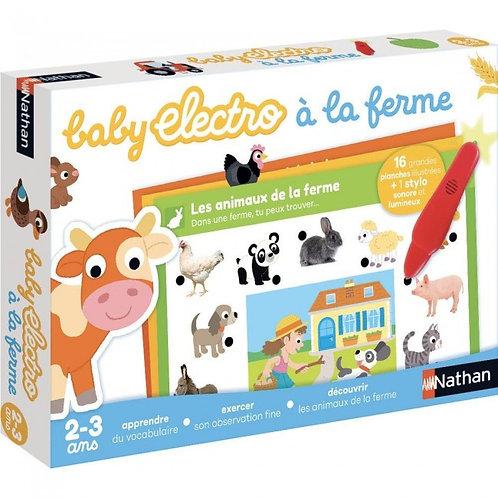 Nathan - Baby Electro À la ferme