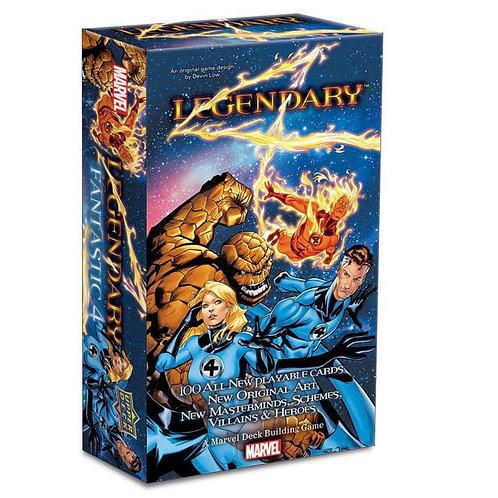 Legendary Marvel Fantastic four exp. VA
