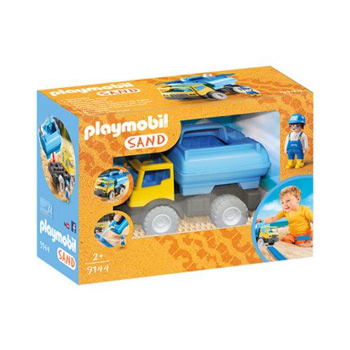 PLAYMOBIL - Sand - Camion citerne