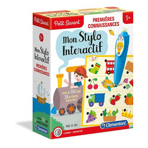 Petit Savant - Mon Stylo Interactif : Premiers Connaissances