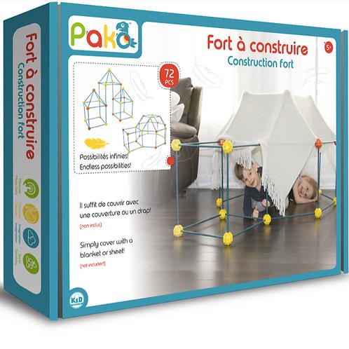 Pako-Fort à construire