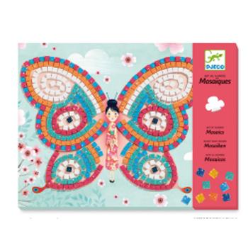 Djeco - Mosaïques -Papillons