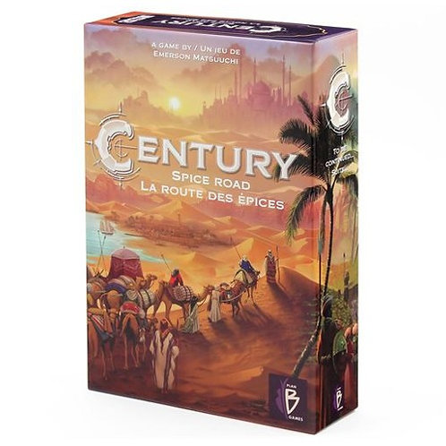 Century : Route des Épices (ML)