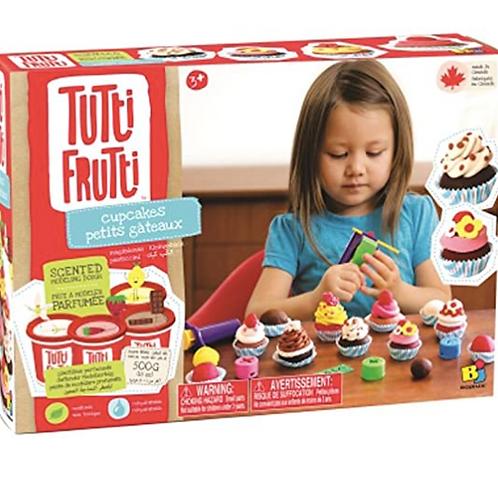 Tutti Frutti - Ensemble de pâte à modeler Petits Gâteaux