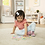 Thumbnail: 4 Puzzles en bois de 4pcs  - Petites Princesses