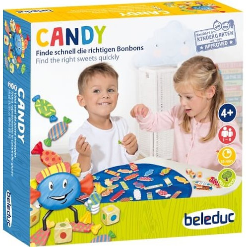 Beleduc - Jeu Candy ( ML)