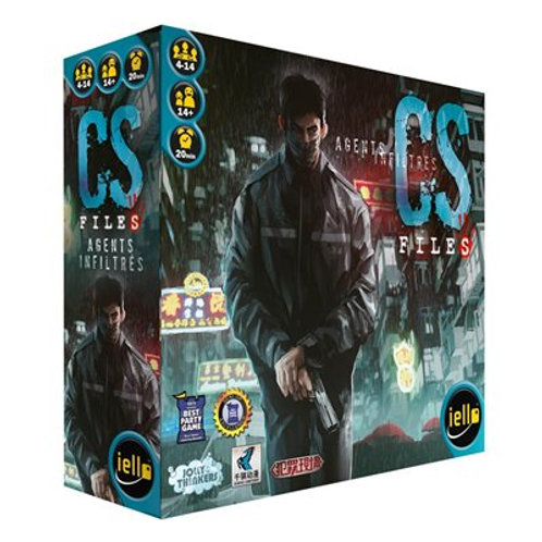 CS Files - Extension Agents Infiltrés VF