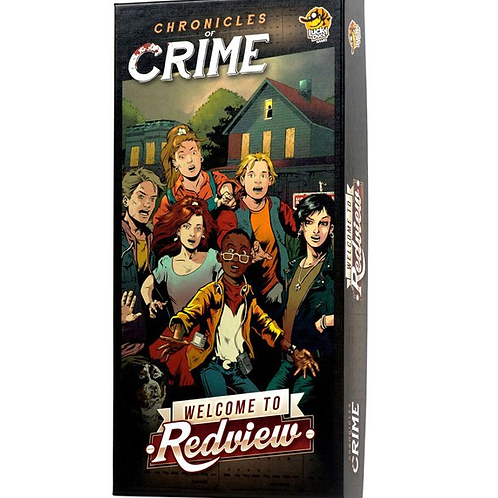 Chronicles of Crime - Extension Welcome to Redview  VF