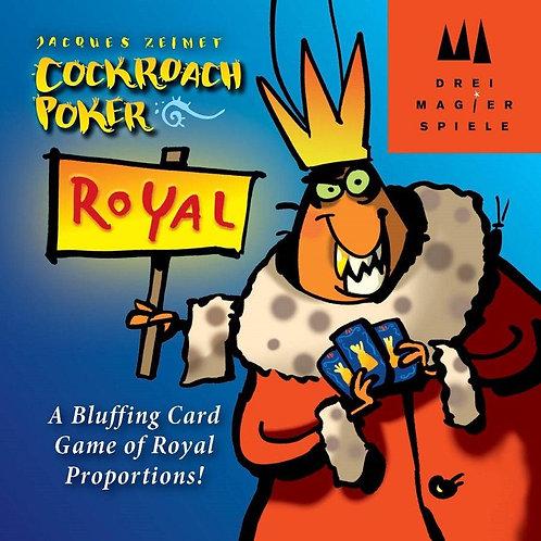 Cockroach Poker Royal  (ML)