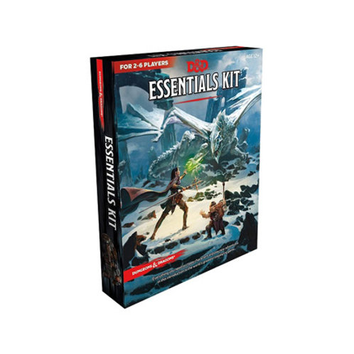 Dungeons and Dragons 5th Edition:  Essentials Kits VA