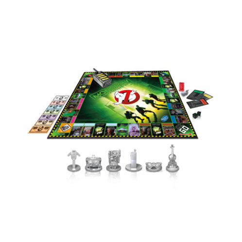 Monopoly Ghostbusters ML