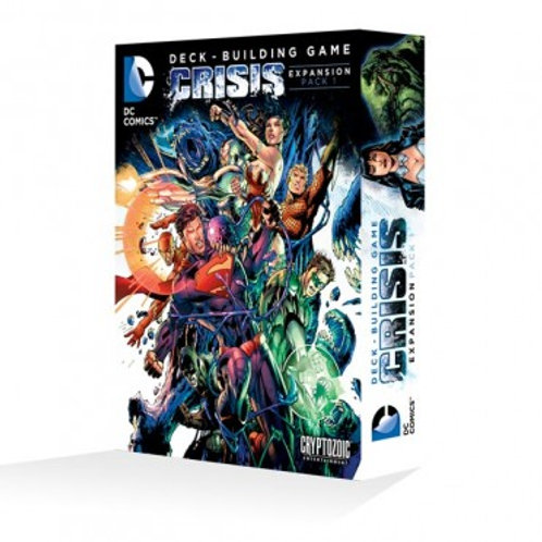 DC Comics Deck-Building Game - Extension Crisis VF