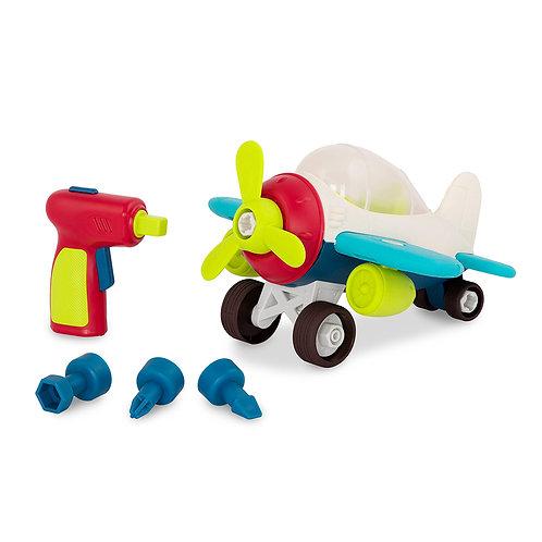 B.Toys - Happy Cruisers Avion Take-Apart