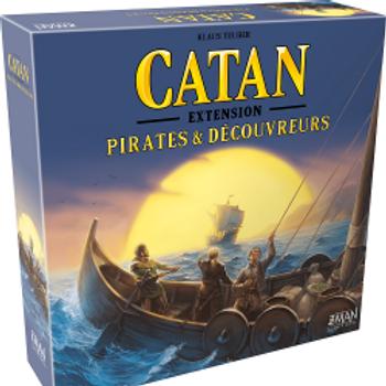 Catan Pirates et Découvreurs VF