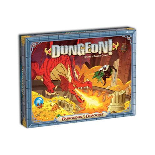 DnD Dungeon! Fantasy Board Game VA