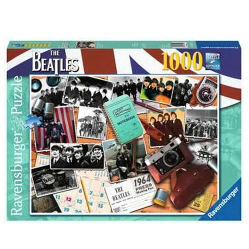 1000 Pcs - The beatles - 1964