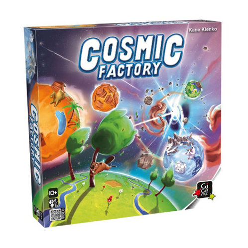 Cosmic Factory VF