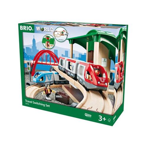 Brio - Circuit plateforme voyageurs