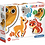 Thumbnail: Clementoni -  2-3-4-5 pcs Mon premier puzzle Animaux de la foret