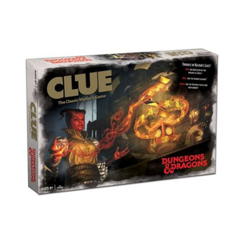 Clue: Dungeons & Dragons VA