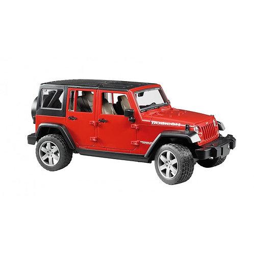 Bruder - Jeep Wrangler Unlimited Rubicon