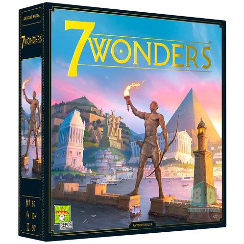 7 Wonders Nouvelle Édition VF