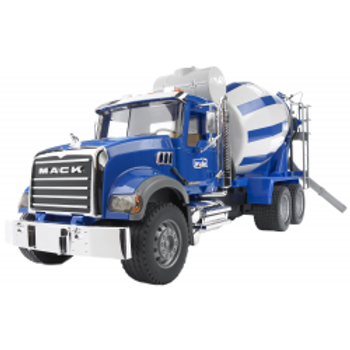 BRUDER - Mack Granite Camion bétonnière