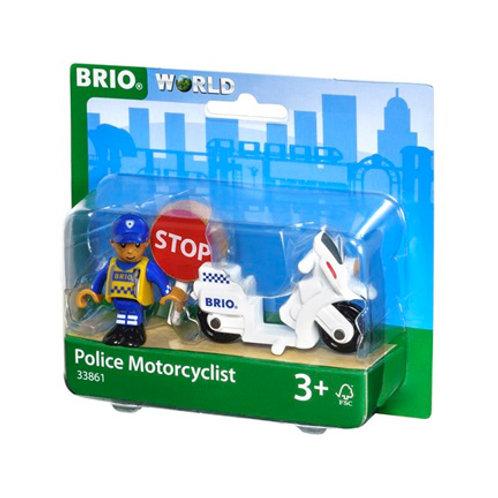 Brio - Moto de police