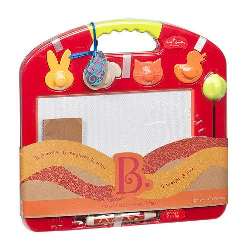 B.Creative - Tableau magnétique Toulouse LapTrec