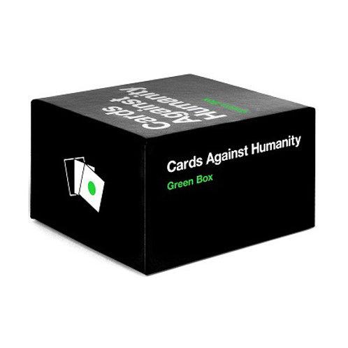 Cards Against Humanity - Green Box VA