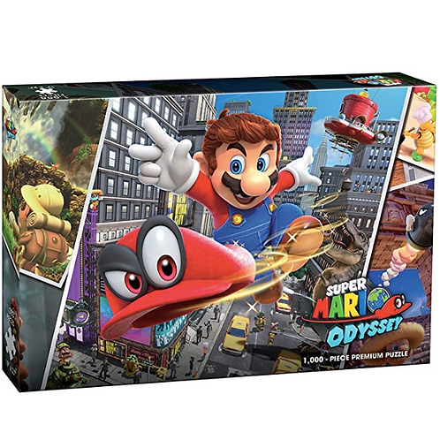1000 pcs - Super Mario Odyssey