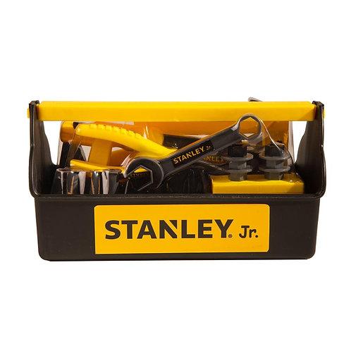 Stanley Jr - Ensemble coffre avec 20 outils
