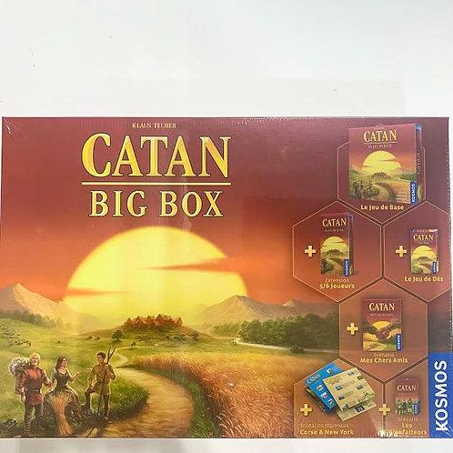 Catan Big Box VF (New edition)