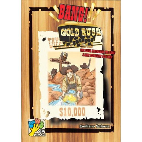 BANG! expansion Gold Rush VA