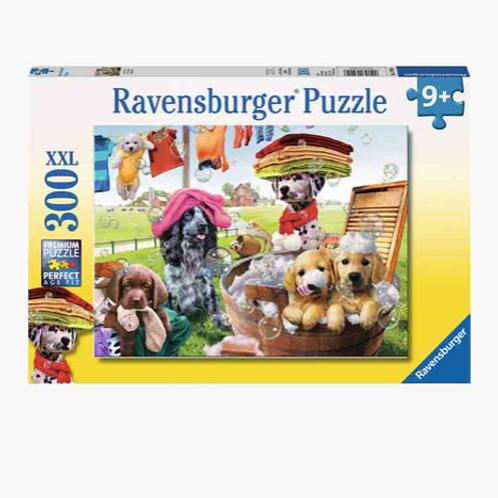 300 Pcs - Ravensburger - Jour de lessive