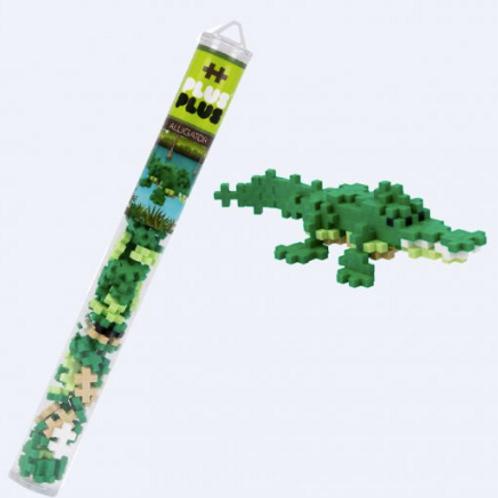 Plus Plus - Tube 70 pcs - Alligator