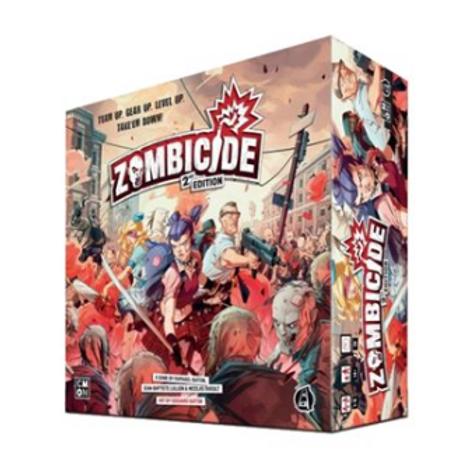 Zombicide - 2eme Edition VF