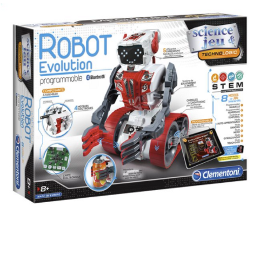 Clementoni - Robot Evolution VF