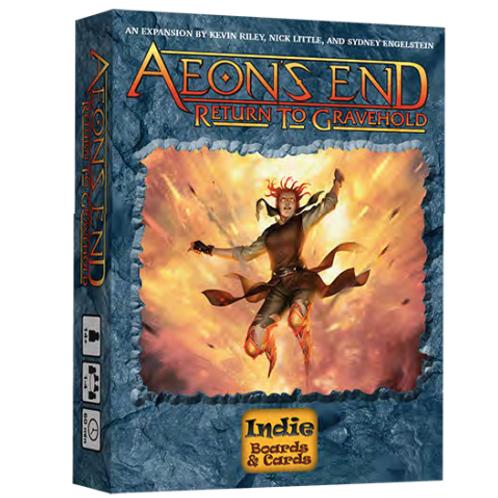 Aeon's End - Return to gravehold expansion VA