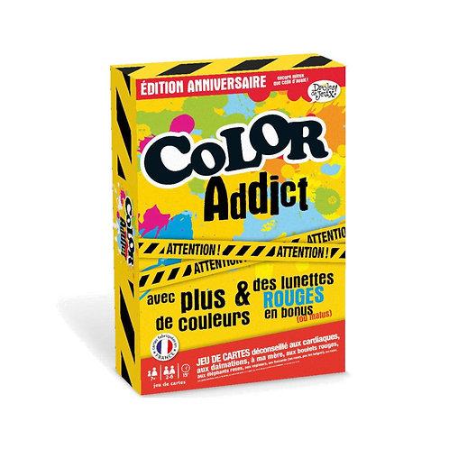 Color Addict - Édition Limitée 10 ans VF
